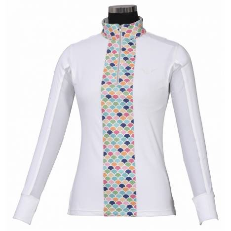 TuffRider Ladies Iris Equicool Riding Shirt