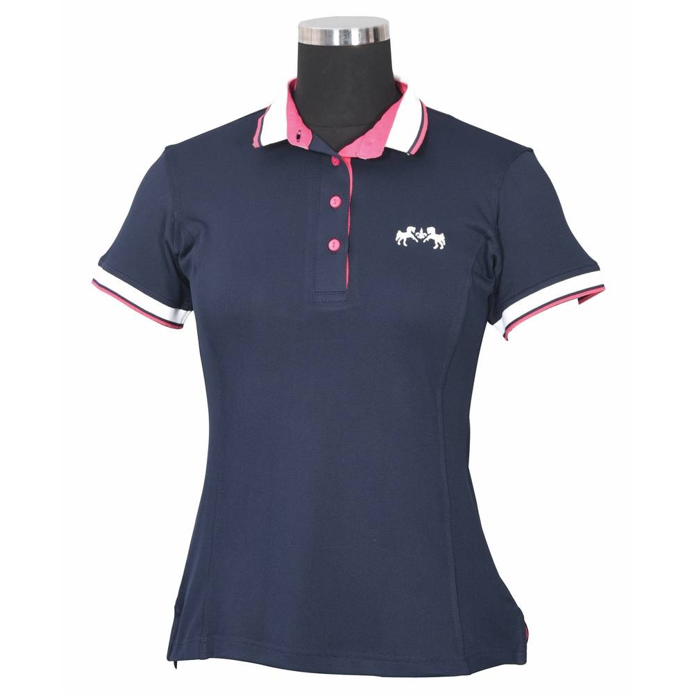 Clearance Sale last few items half price Horse Couture ladies polo shirt