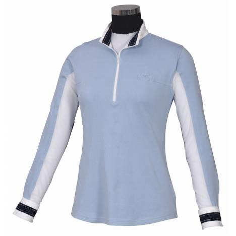 Equine Couture Ladies Penelope Long Sleeve Show Shirt