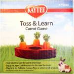 Kaytee Carrot Toss & Learn Game