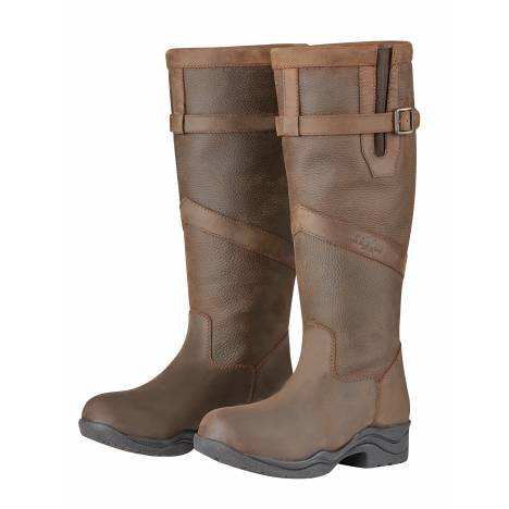 Saxon Ladies Chisbury Buckle Boots