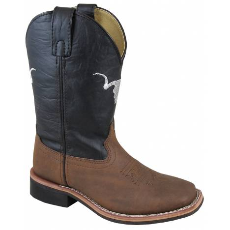 Smoky Mountain Youth The Bull Boot - Tobacco