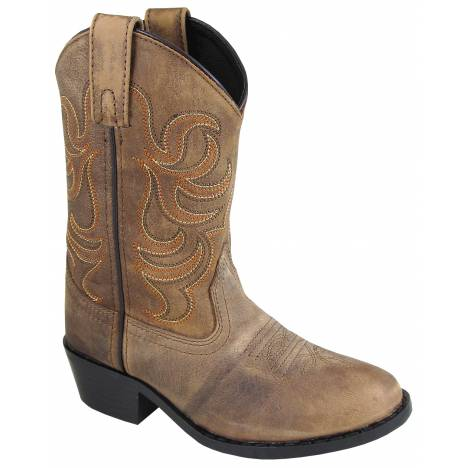 Smoky Mountain Kids Otis Boot - Tan