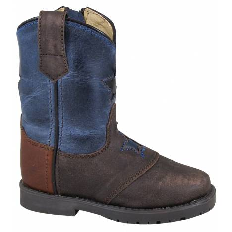 Smoky Mountain Toddler Autry Boot - Blue Crackle