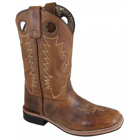 Smoky Mountain Ladies Napa Boot - Brown