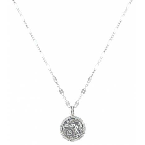 Montana Silver Secret Garden Necklace