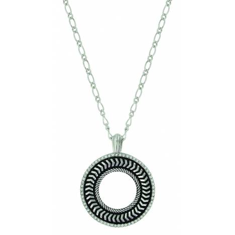Montana Silver Wreathed in Strength Necklace