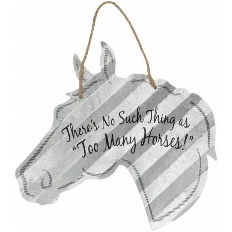 "Horse Sign 20"" - There'S No Such Thing"