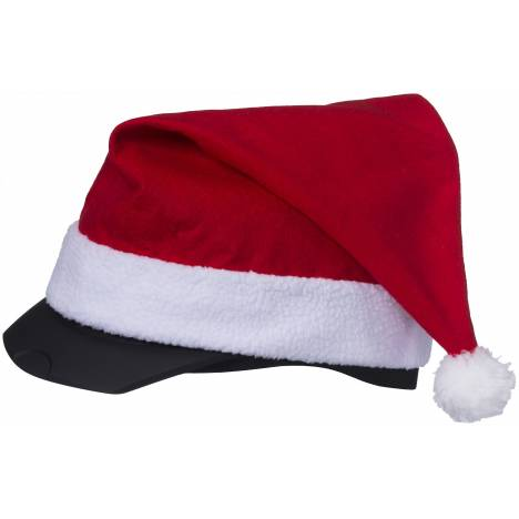 Santa Helmet / Hat Cover from Tough-1