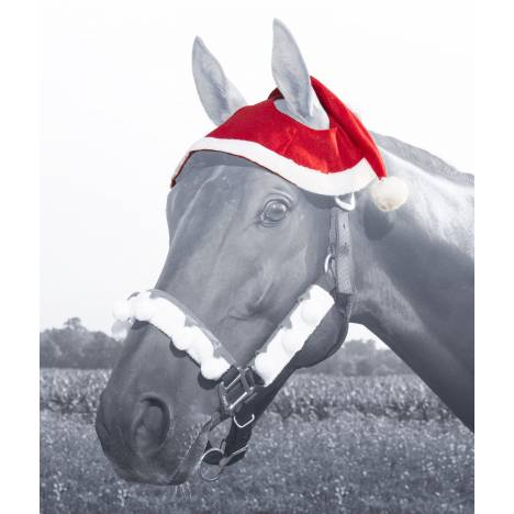Santa Two Ear Horse Hat from Tough-1