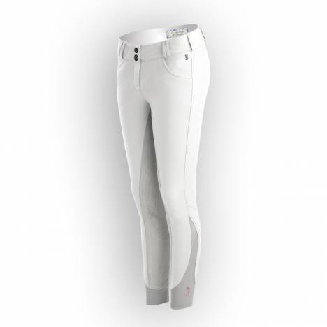 Tredstep Ladies Symphony Rosa II Full Seat Breeches