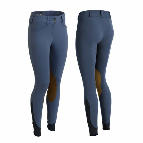 Tredstep Ladies Solo Hunter Pro Knee Patch Breeches