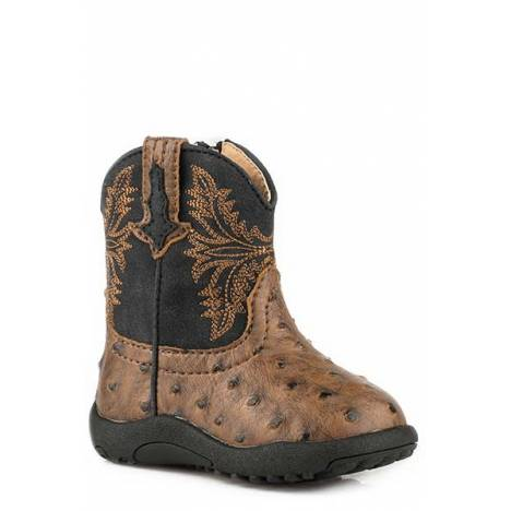 Roper Cowbabies Infant Jed Pre-Walker Cowboy Boot