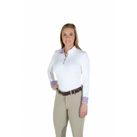 Noble Outfitters Ladies Victoria Long Sleeve Show Shirt
