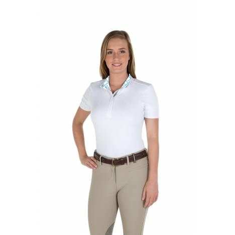 Noble Outfitters Ladies Allison Short Sleeve Show Shirt