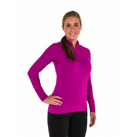 Noble Outfitters Ashley Performance Long Sleeve Shirt