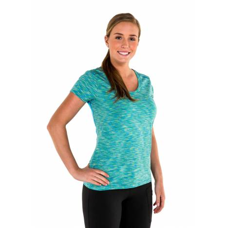 Noble Outfitters Karleigh Short Sleeve V-Neck Shirt