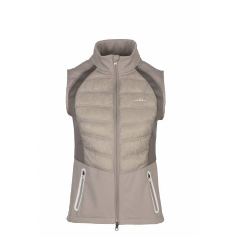 Alessandro Albanese Ladies Isola Padded Gilet