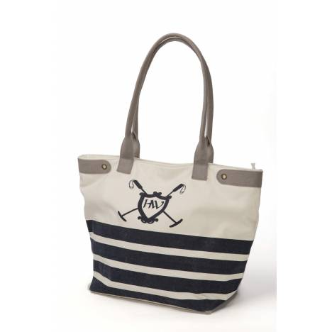 Horseware Nautical Canvas Tote Bag