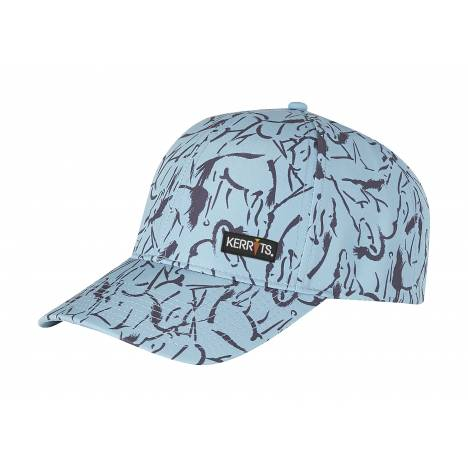 Kerrits Ladies Printed Ball Cap