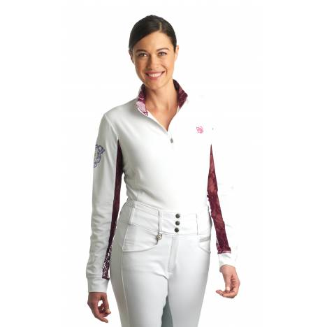 Romfh Ladies Lace Pirouette Show Shirt