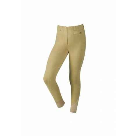 Dublin Kids' Supa Fit Pull On Knee Patch Breeches