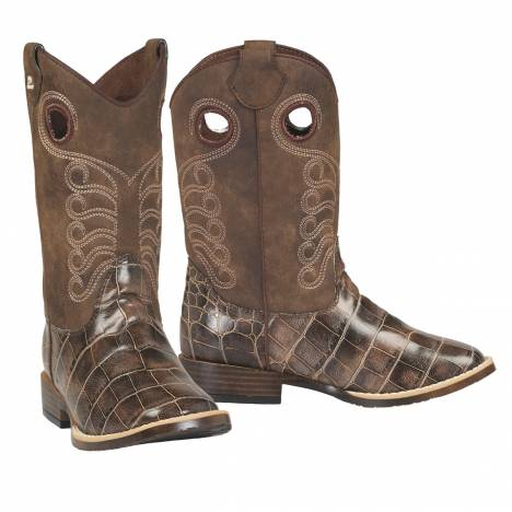 DBL Barrel Travis Toddler Cowboy Boots