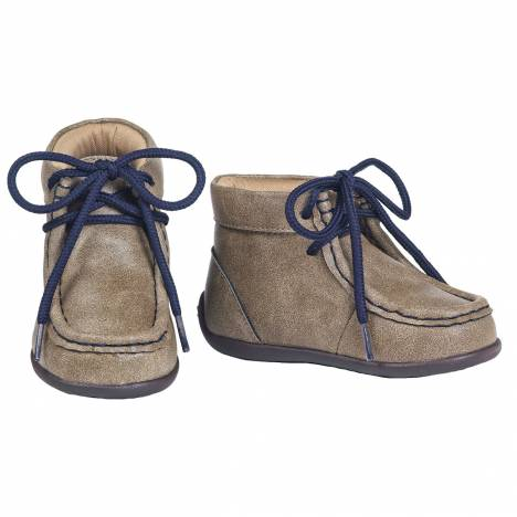 DBL Barrel Smith Childs Casual Shoes