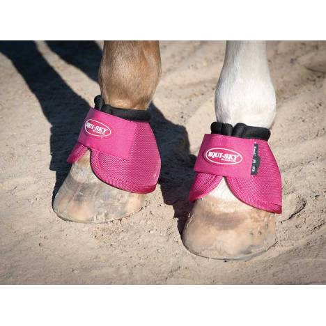 Equi-Sky FG No Turn Bell Boots