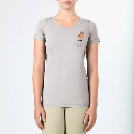 Irideon Kids Pocket Pony Tee