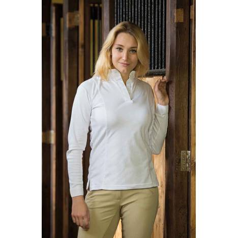 Shires Ladies Thermal Hunt Shirt