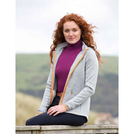 Shires Aubrion Ladies Pompano Fleece Hoodie