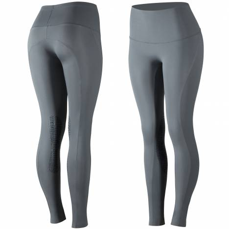 Horze Ladies Bianca Superlight Silicone Knee Patch Tights
