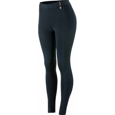 Horze Ladies Serena Silicone Knee Patch Tights