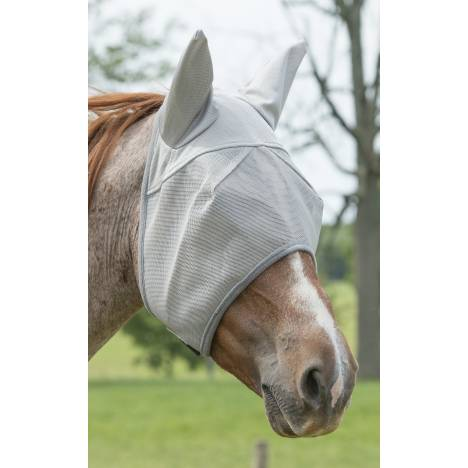 Weaver Covered Ear Fly Mask with Xtended Life Closure System