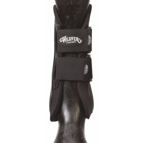 Weaver Open Front Hard Shell Boots with Xtended Life Closure System