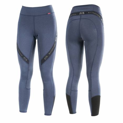 B Vertigo Ladies Jenny Silicone Full Seat Riding Tights