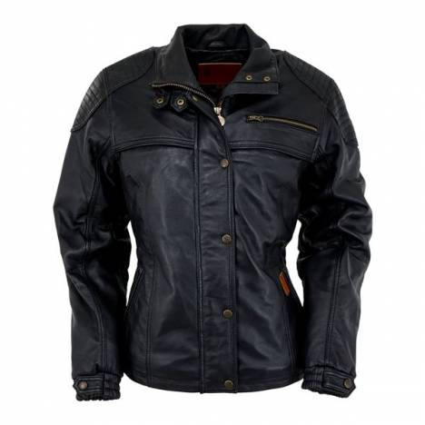 Outback Ladies Junee Leather Jacket