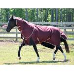 Tuffrider Optimum 1680D Triple Weave Herringbone Detachable Neck Turnout - 360 gms