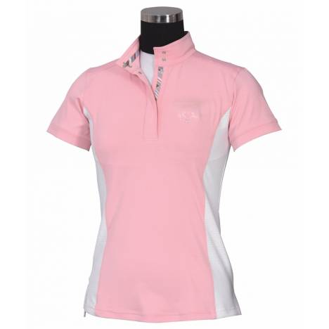Equine Couture Ladies Cara Short Sleeve Show Shirt