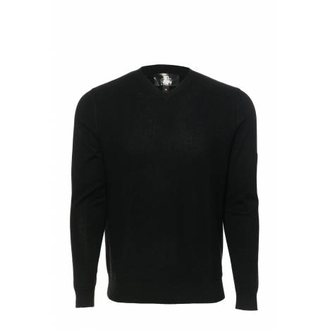 Horseware Men's Milano Classic V Neck Sweater