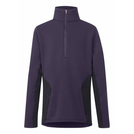 Kerrits Kids Protek Fleece Zip Neck - Solid Colors