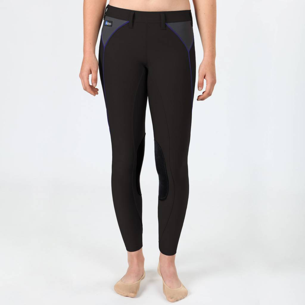 Irideon Ladies Pipeline Knee Patch Tight