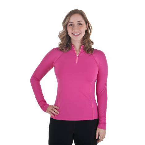 Noble Outfitters Ladies Ashley Performance Long Sleeve Shirt