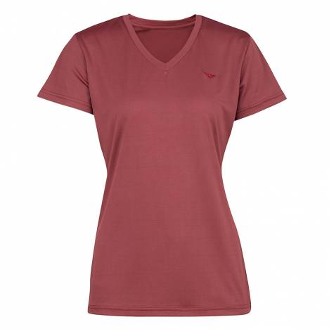 Tuffrider Ladies Taylor Tee Short Sleeve T-Shirt