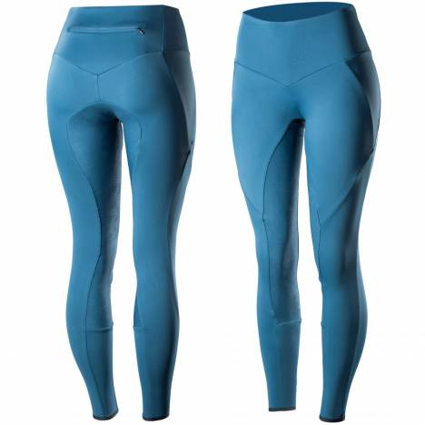 Horze Ladies Isabella Silicone Full Seat Tights