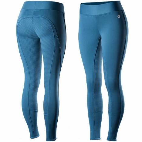 Horze Ladies Active Silicone Full Seat Tights