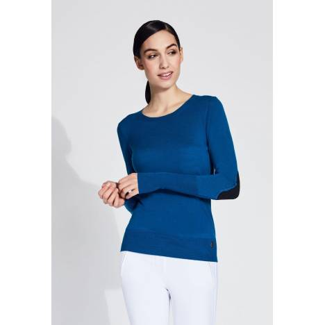 Noel Asmar Ladies Ryanne Crew Neck Merino Sweater