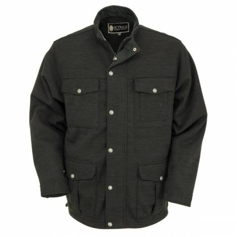 Outback Trading Men's Reid Softshell Jacket