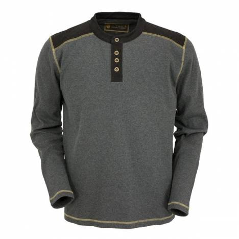 Outback Trading Ladies Pike Thermal Henley